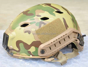 2014 Factory wholesale fast series military tactical base jump airsoft helmet