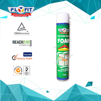 All Purpose Waterproof Spray Polyurethane PU Foam Sealant