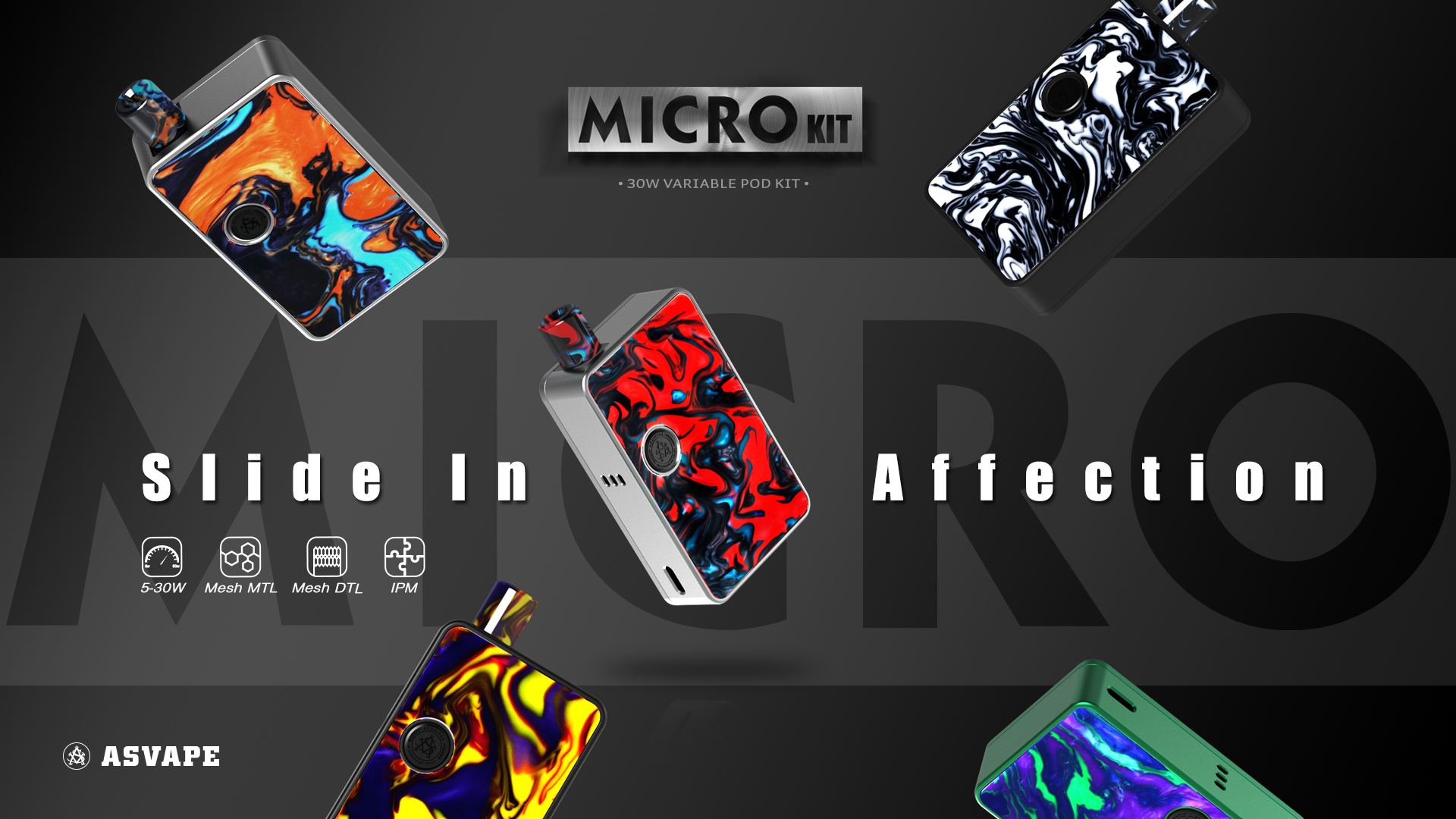 Asvape micro kit vape box mod kit amazon, View micro kit, Asvape Product  Details from Shenzhen Asvape Technology Co , Ltd  on Alibaba com