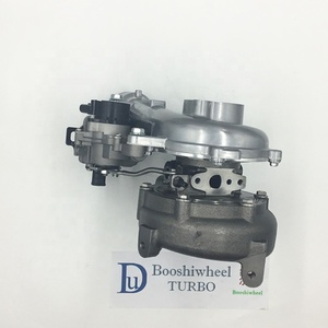 CT16V Turbo charger 17201-0L040 17201-OL040 17201-30110 Turbocharger for  Daihatsu Delta with 1KD-FTV Engine