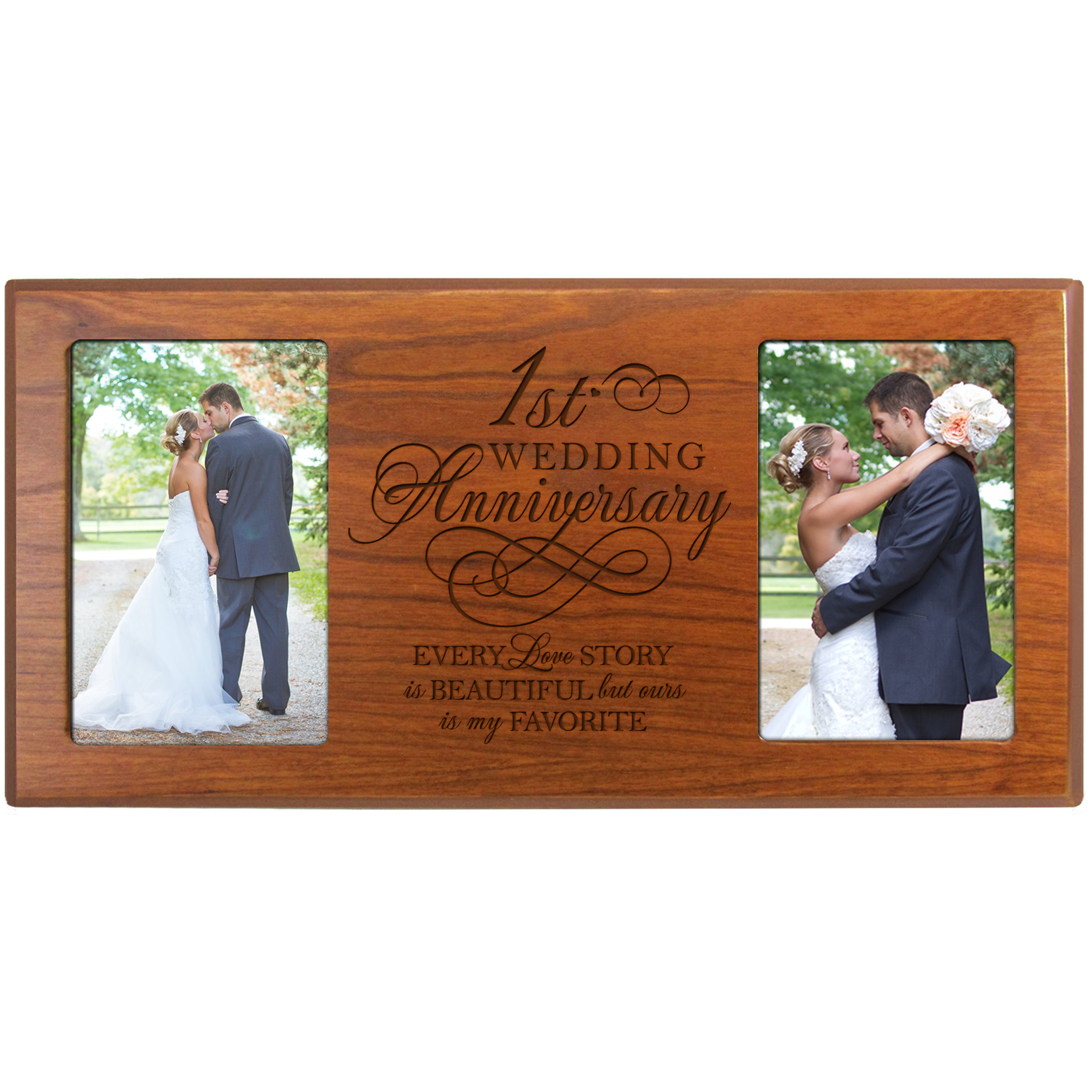 One Year Wedding Anniversary Gifts For Her: Buy 1st Wedding Anniversary Gift Picture Frame Gift For