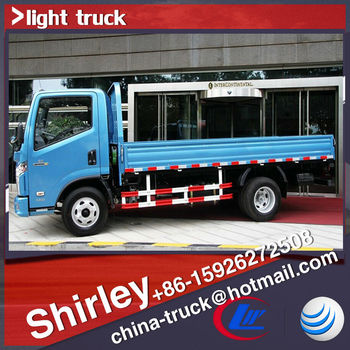 Iveco Diesel Light Truck 4ton,Used Iveco Trucks Chengli Special ...
