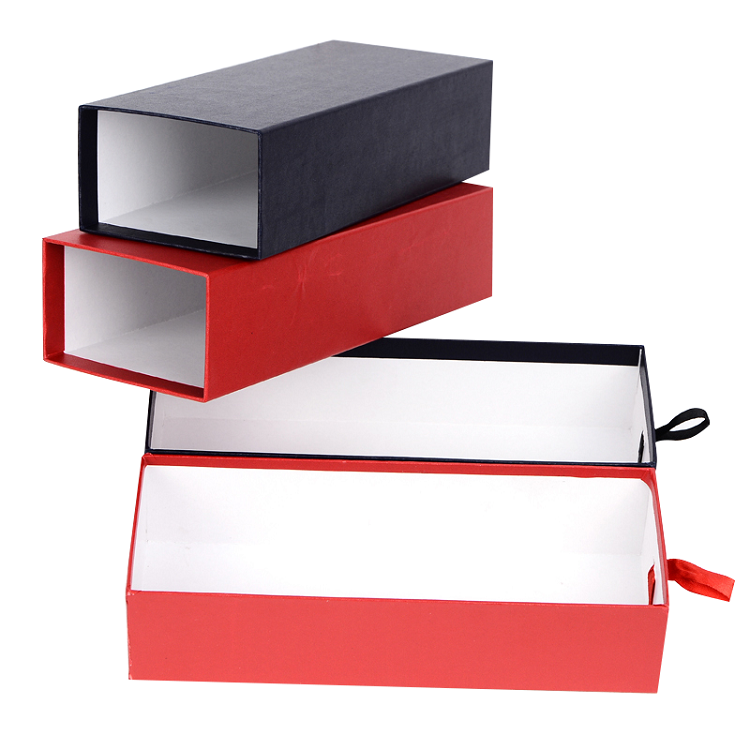 Work home luxury full color printing sunglasses gift packaging box