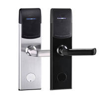 Electronic Keyless Entry Hotel Lock Hotel RFID Smart Card Door Lock Hotel Lock