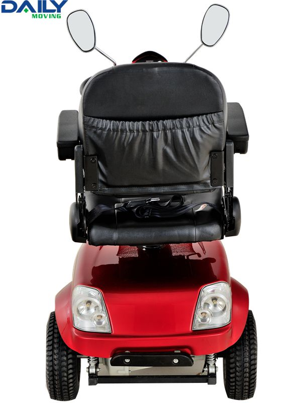 Ce Middle Size 3 Wheel Electric Handicapped Mobility Scooter