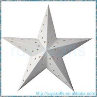 Craft Christmas decoration handmade paper star lanterns wholesale