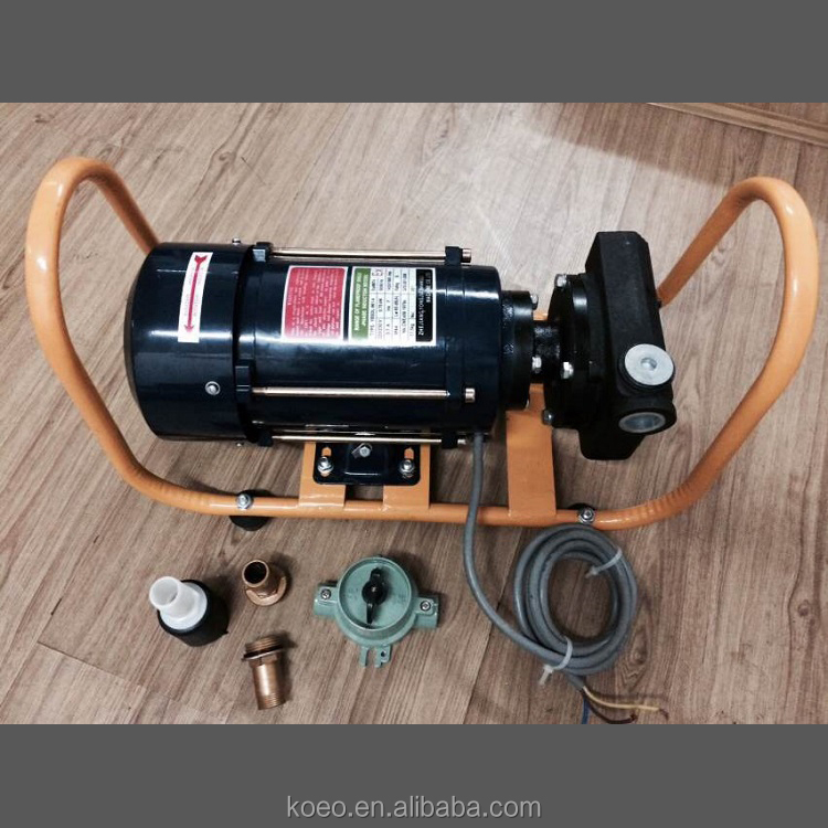 220v Electric Fuel Transfer Assy Anti-explosion Gasoline <strong>Pump</strong>