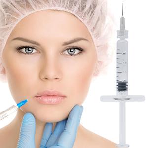 Beauty cross linked gel price filler hyaluronic acid injections for lip 2ml