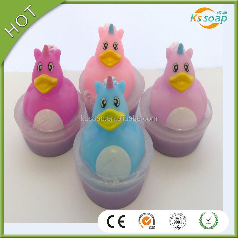 High quality good smell small /mini hand soap in animal shapes
