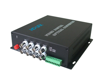 Fiber Optic Video/data/audio/dry Contact/telephone Fiber Converter ...