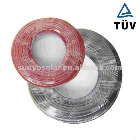 Solar PV Wire 10AWG certification