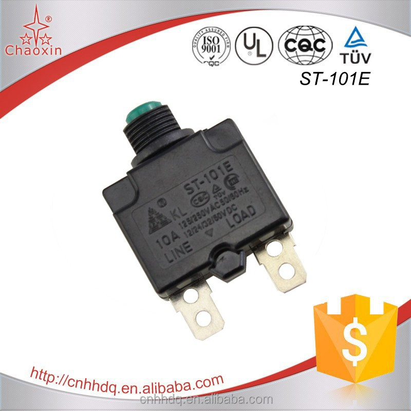 Low Voltage Dc 12V 24V 32V 50V DC Vacuum Circuit Breaker