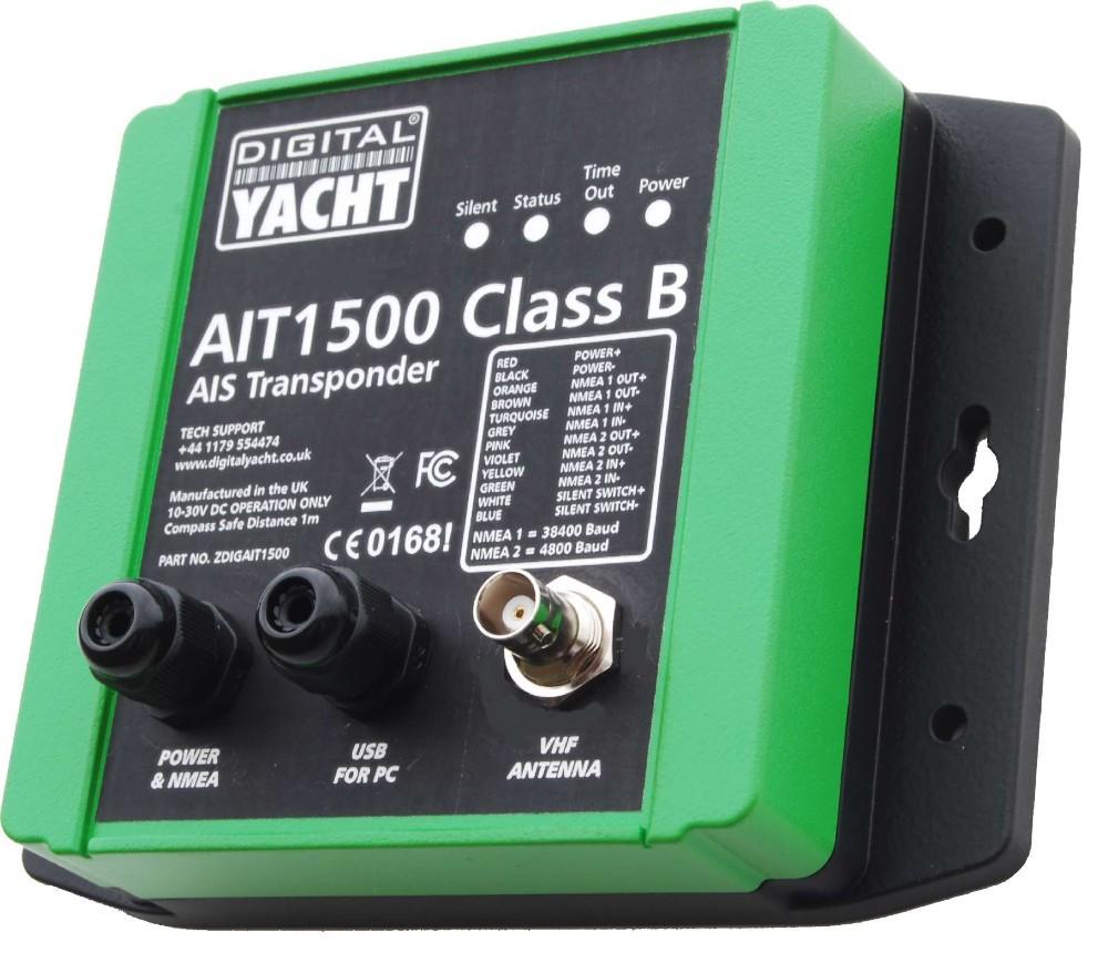 Ait 1500 Class B Transponder - Buy Ais Transponder Product on Alibaba com