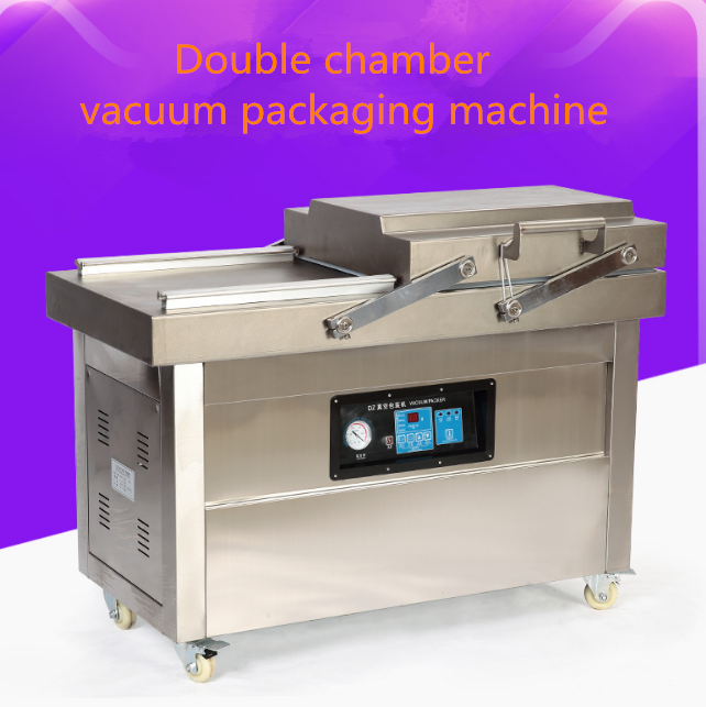 Herb and herbage flower vacuum packaging machine with high quality