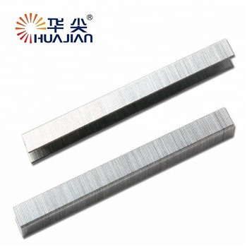 Metal nails Staples factory Industrial nail sofa staples nails steel