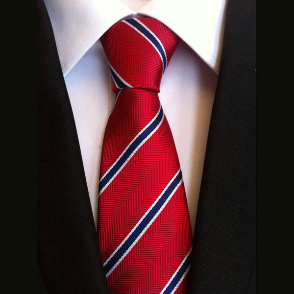 Polyester <strong>Tie</strong> in stock / Ready Woven <strong>Tie</strong> in stock / Polyester Jacquard Neckties