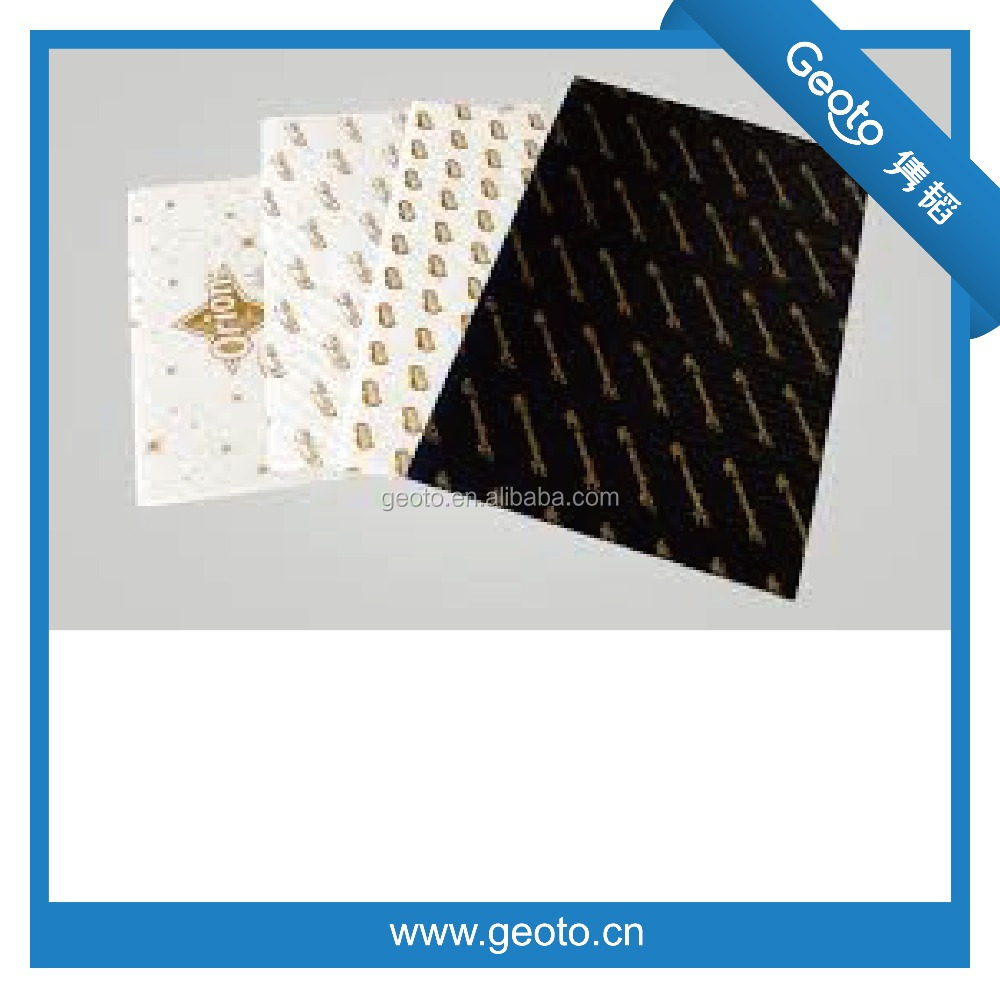 Various kinds of paper cushion pad for food package cushion pad package