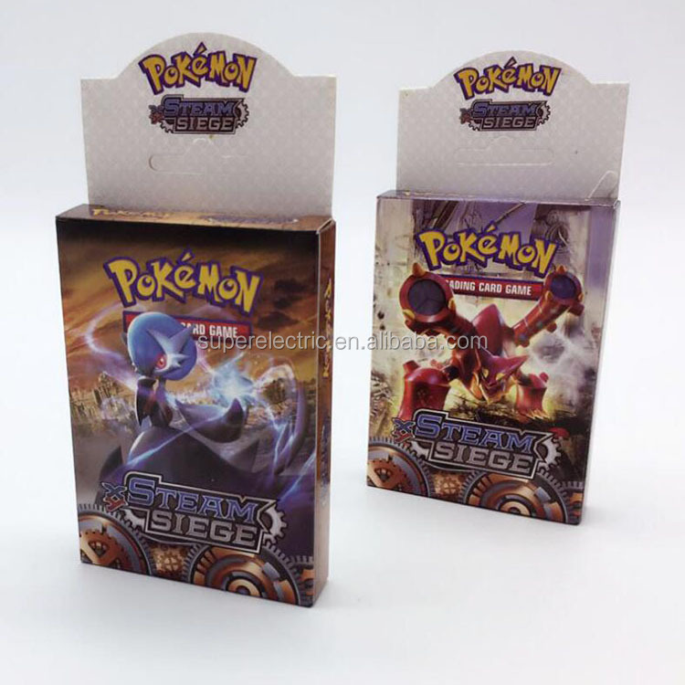 Custom Pokemon Printing Pokemon Trading Card Game Manufacturer in China