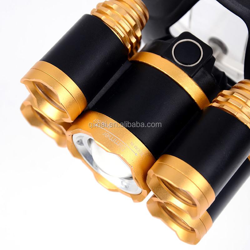 Clignotant Rechargeable lampe Led Étanche 10000 Recharge Lumière Phare 5 Frontale Lumen Buy Lampe T6 Torche 9DHW2IE