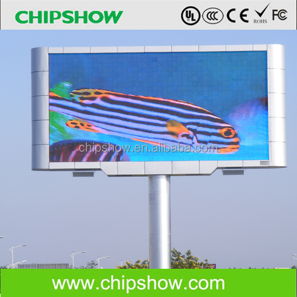 P16 Color Outdoor Advertising Video LED Digital Billboard