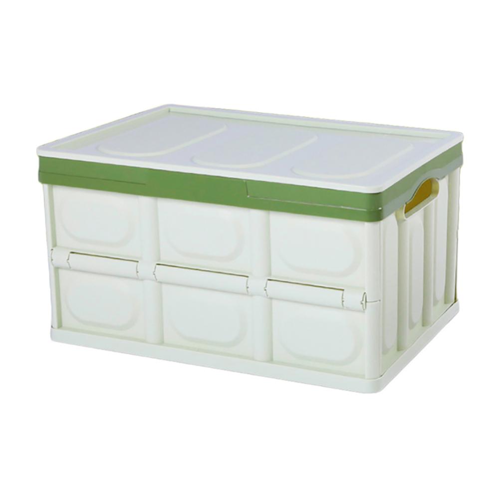 30л автомобильный органайзер, коробка для хранения, складной контейнер для хранения, для путешествий, коробка для багажника, горячая Распрод...(Китай)