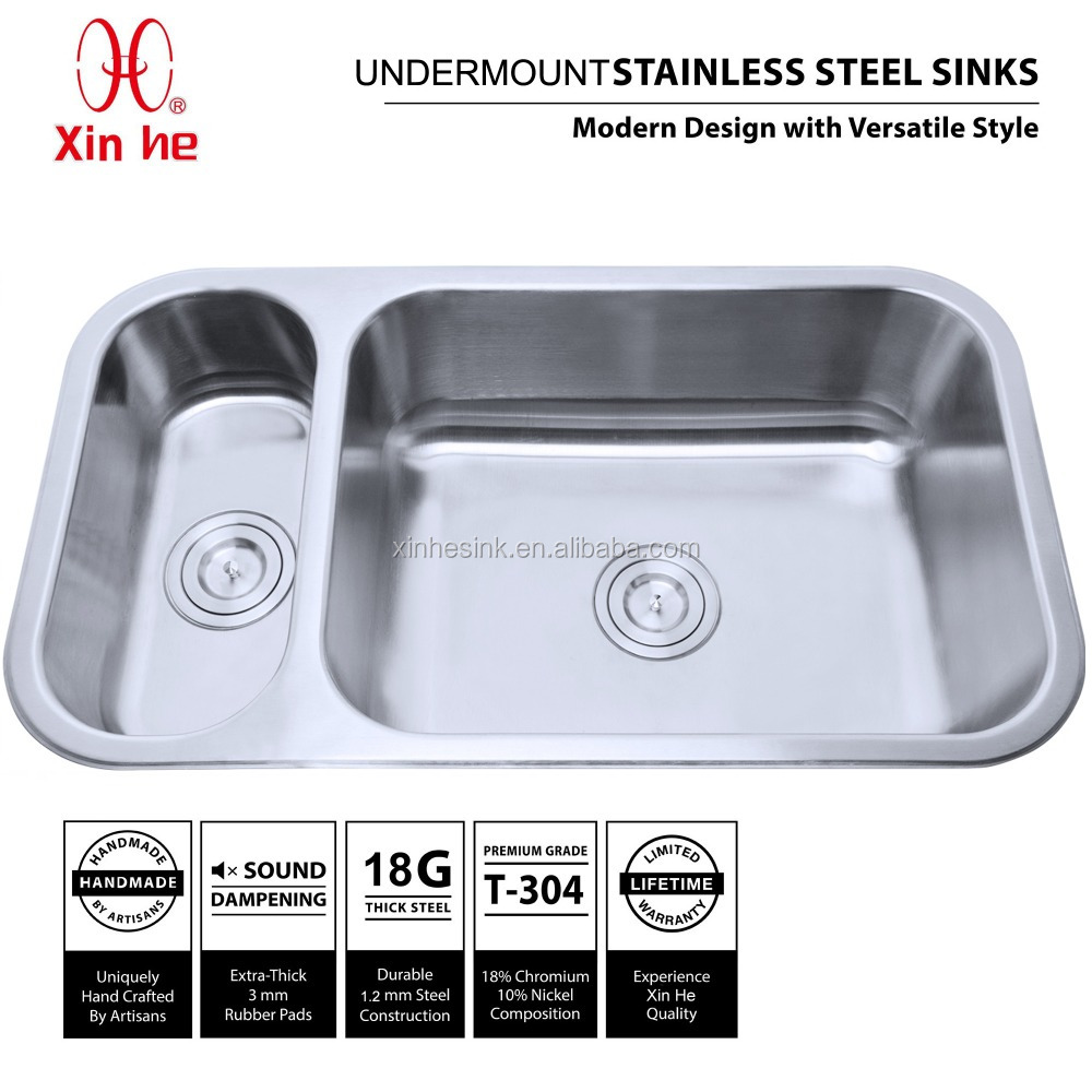 80 20 Kitchen Sink Wholesale, Kitchen Sink Suppliers - Alibaba