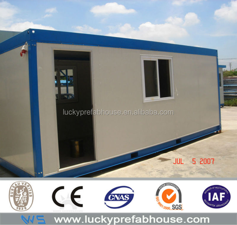 three bedroom house prefabricated shed 40 ft container