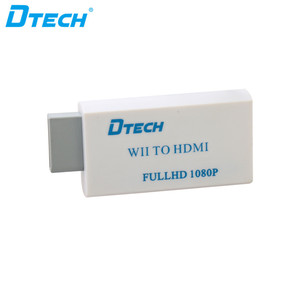 DTECH video and audio adapter converter WII TO HDMI