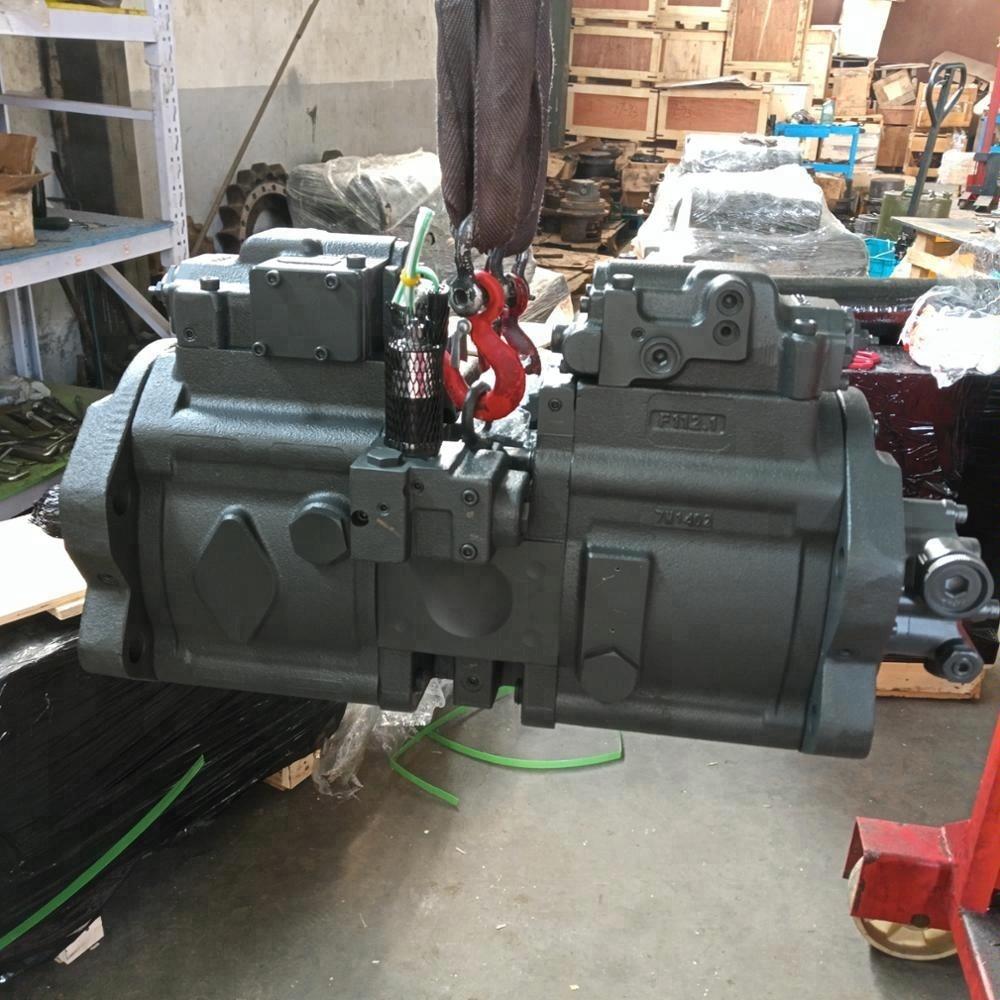 Kawasaki K3V112DT-1CER-9C32-2B основного насоса Hyundai R250-7 гидравлический насос 31N7-10010