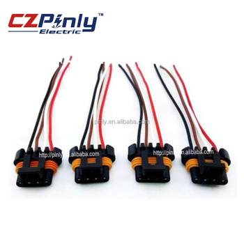 ls1 ls6 ignition coil wiring harness pigtail connector camaro corvette firebird, view ls1 ls6 ignition coil wiring harness, neutral oem product Ls6 Wiring Harness 8 ls1 ls6 lt1 ev1 engine wire harness