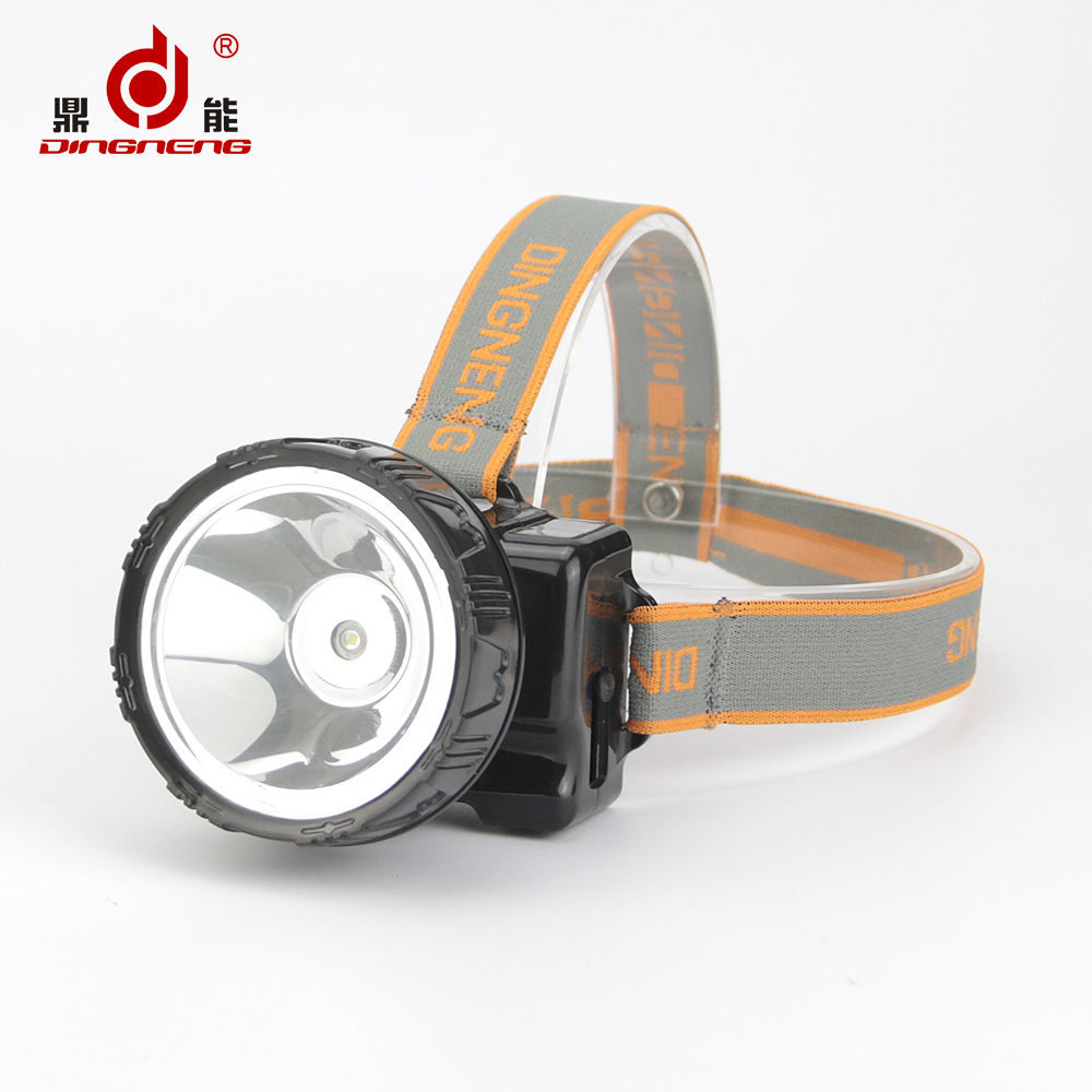 China supply LED Light Wireless Miner Lamp Rechargeable Miner Cap Lightable led mining headlamp headlight