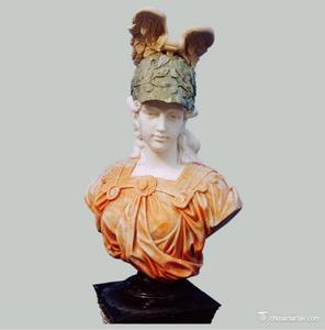 female bust sculpture/female marble bust sculptures/marble head statue