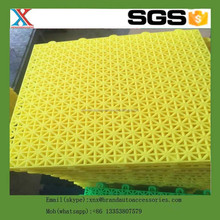 Cheaper Competitive new netball pvc sports floor tennis sterilization silicone mat