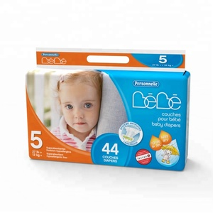 BEBE Oem service super dry surface baby huggies incontinence kids diapers
