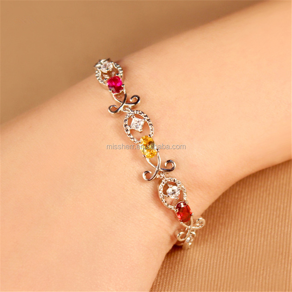 Fashion jewelry gold bracelet design for girls JD-0225, View gold ...