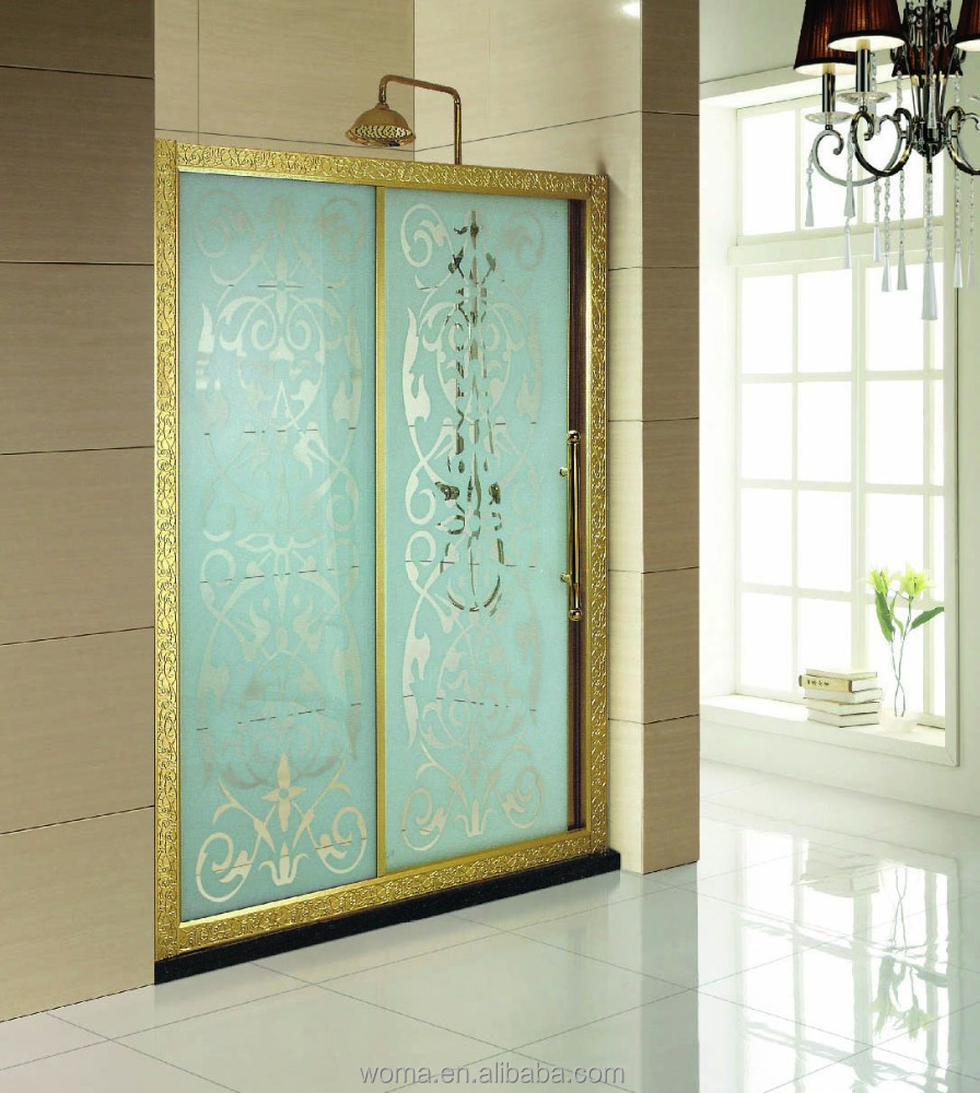 Gold Shower Enclosure, Gold Shower Enclosure Suppliers and ...