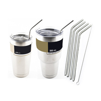 20oz 30oz bamboo custom wholesale vacuum insulated double wall 304 stainless steel thermal wine coffee cups tumbler