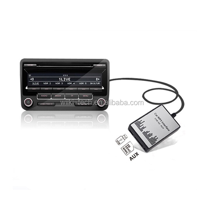 Apps2car Usb Sd Aux Car Digital Music Changer For Toyota: Apps2car Digital Music Changer Car Mp3 Player With Usb/sd