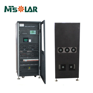 30kw 360v solar off grid pv system / 10 kw 15KW 20kw solar panel system / solar generator with the lithium-ion battery 10KW