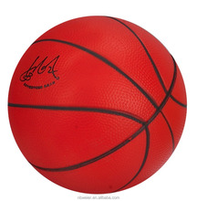 customed PU(polyurethane)foam anti stress basketball/promotional gifts PU foam squishy ball/soft ball PU toys/