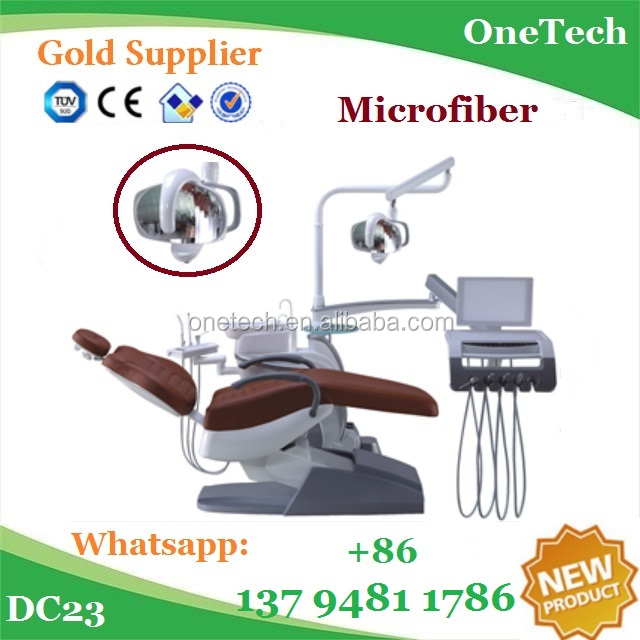 High grade portable dental chair equipment / most comfortable dental instrument / low price dental instrument DC23