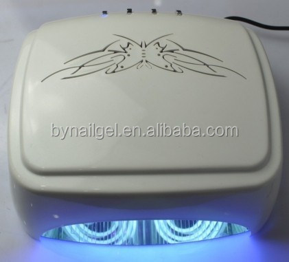 2015 High power 60W cfl nail led lamp 60w uv ccfl lampada led nail