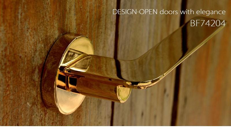 Luxury Gold Plate Door Lock Front Door Lock Sets With