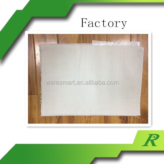 Qingdao hirech waterproof 100% cotton fabric