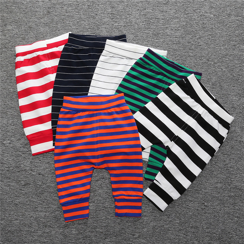 ac138ad7d Wholesale Children Tight Leggings Cotton Baby Leggings Winter Stripe Baby  Kids Leggings