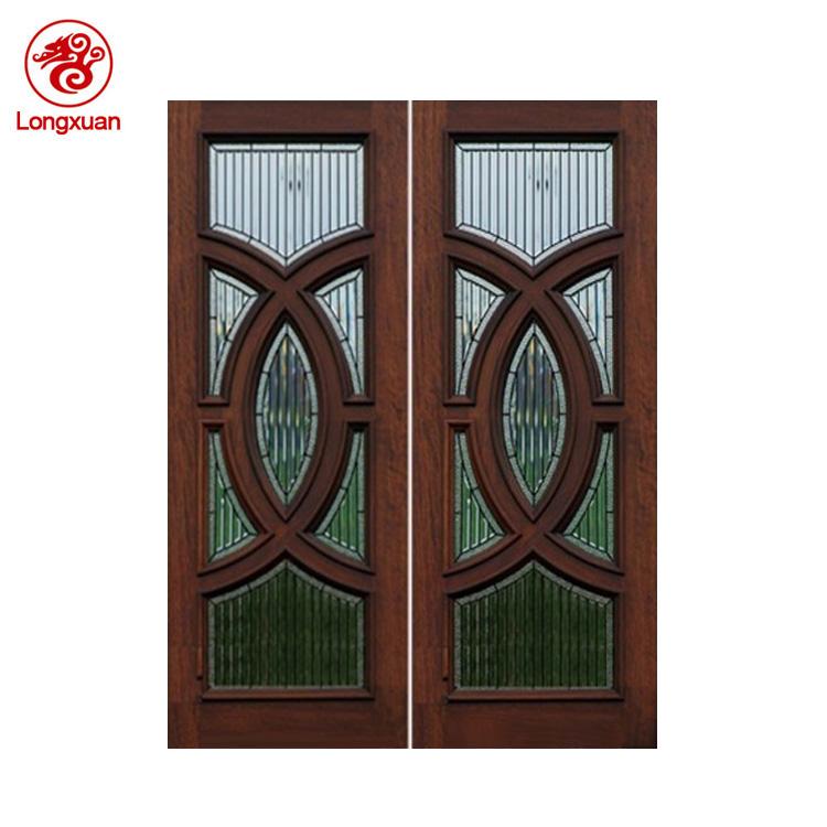 Wooden Double Door Designs, Wooden Double Door Designs Suppliers And  Manufacturers At Alibaba.com