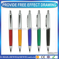 Manufacturer diect supply ball point pen refill with different sizes