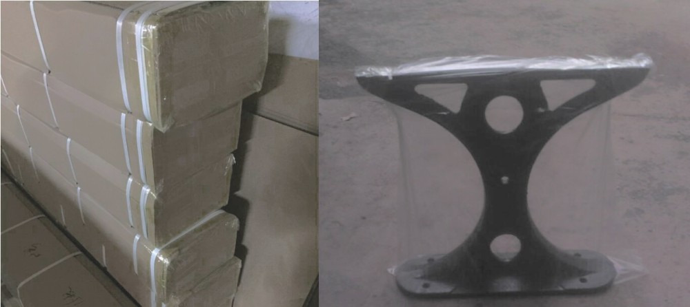 Outdoor Bench Legs Antique Cast Iron Furniture Legs For Benches XA L6827