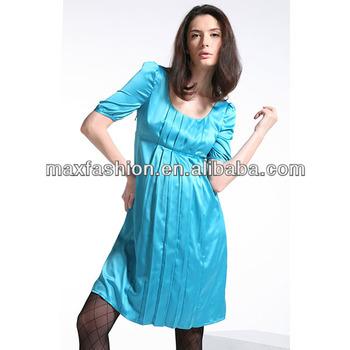 Chiffon Multifunctional Western Sexy Maternity Dress ...