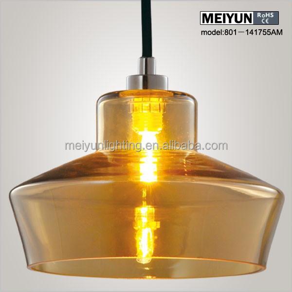 Colgante De Vidrio Soplado Iluminaci N En Zhongshan